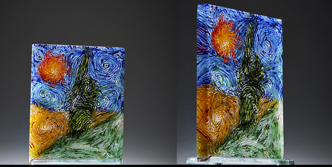Van Gogh Homage